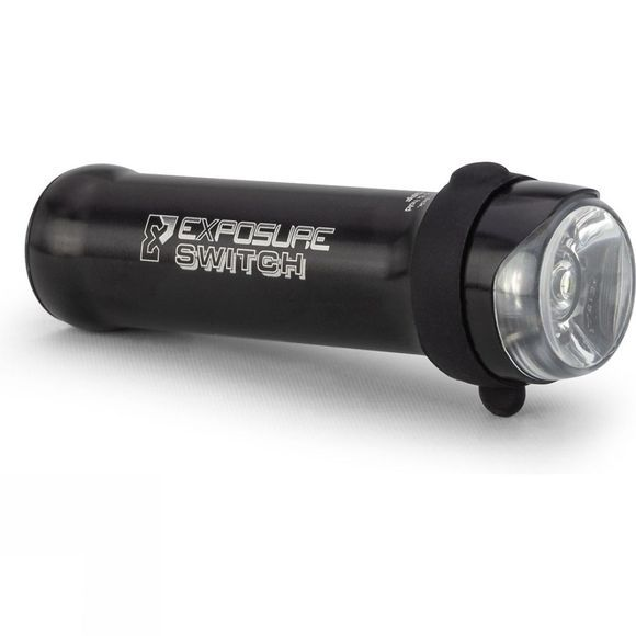 Exposure Switch MK3 DayBright Front Light Black