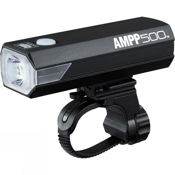 Cateye AMPP500 Front Light Black