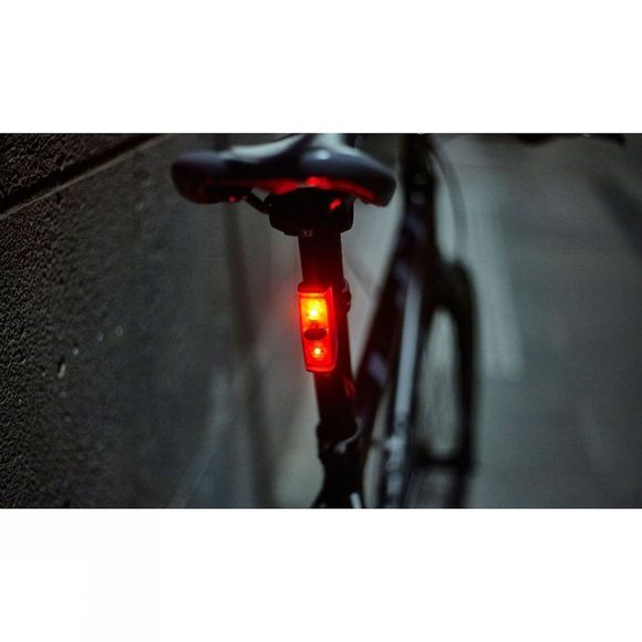 Knog Pop Kids Rear Light Leopard