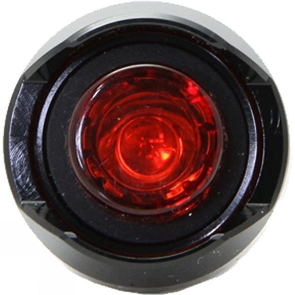 Cateye ORB Bar End Rear Light Set Black