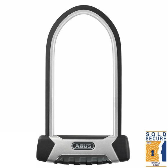 Abus Granit X-Plus 540 230mm With EaZyKF Bracket Black          /Silver