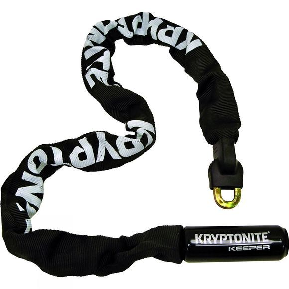 Kryptonite Keeper 785 Integrated Chain (7 mm X 85 cm) Black