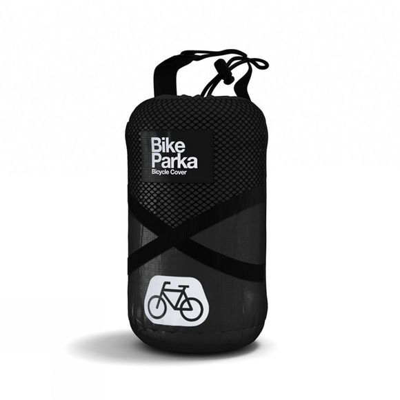 Bike Parka Urban Bike Cover Black