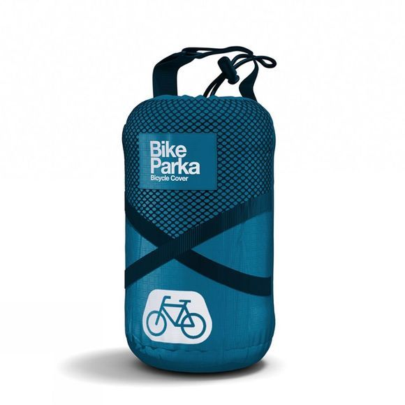 Bike Parka Urban Bike Cover Blue