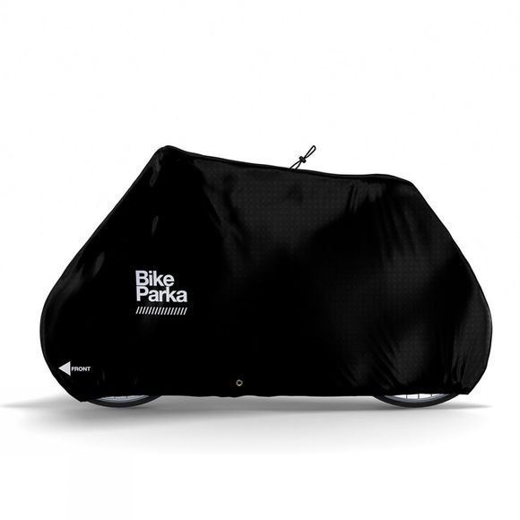 Bike Parka Stash Bike Cover Black