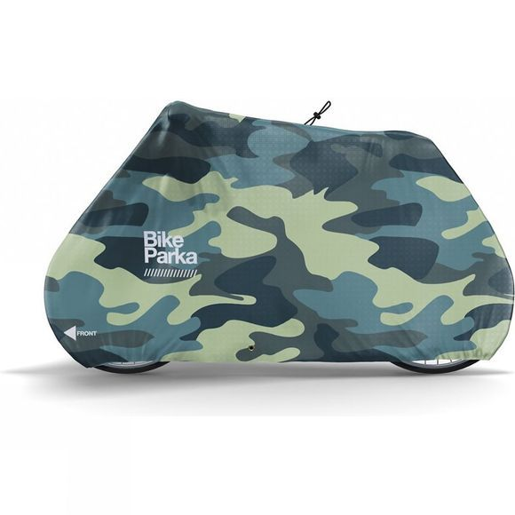 Bike Parka Stash Bike Cover Camouflage