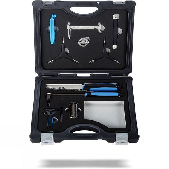 BBB Base Kit 10 piece Tool Set Black