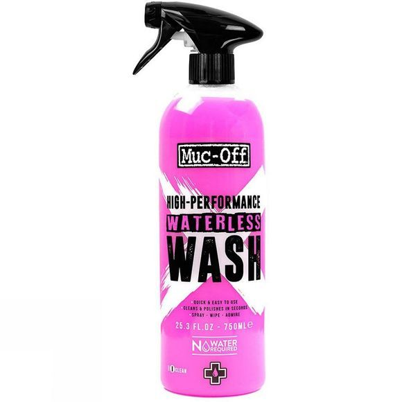 Muc-Off High Performance Waterless Wash 750ml no colour