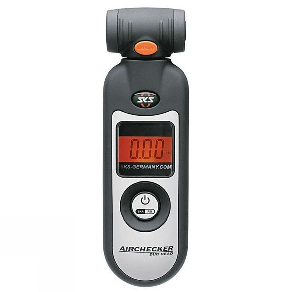 SKS Digital Airchecker Black          /Silver