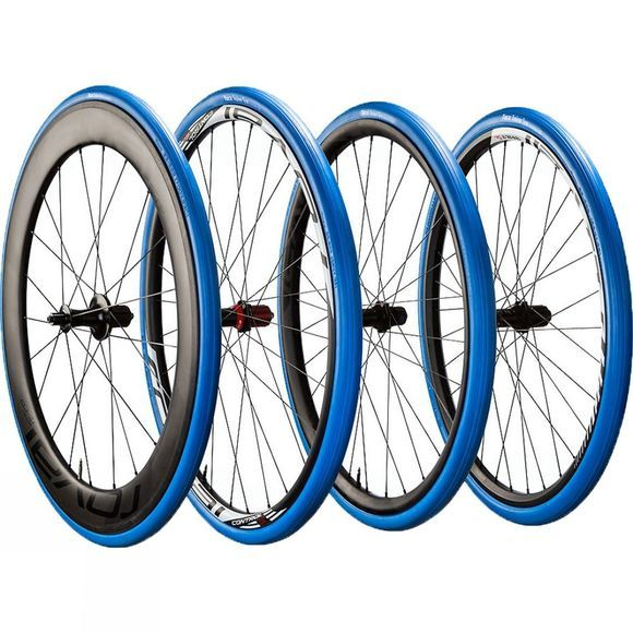 Tacx Trainer Tyre 26X1.25 Black/ Blue
