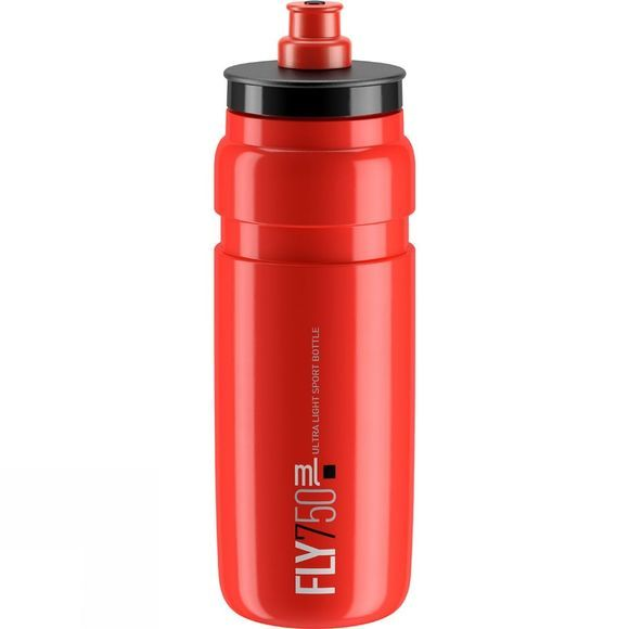 Elite Fly Bottle 750ml Red/Black
