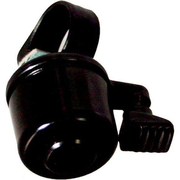 M-Part Bell for Standard-Sized Bar Black