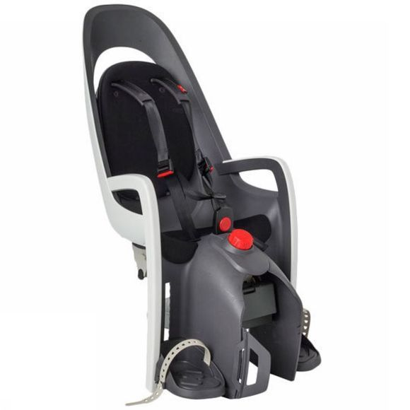Hamax Caress Childseat With Rack Carrier Adaptor White          /Black
