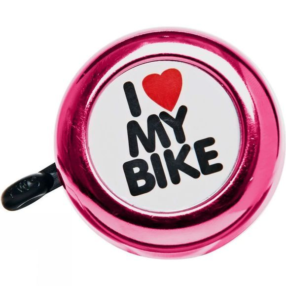Raleigh 'I Love My Bike' Bell  Assorted/Mixed