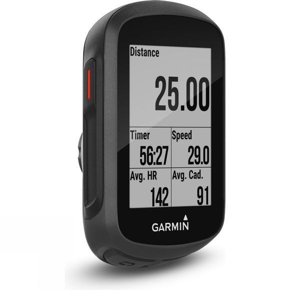 Garmin Edge® 130 HR Bundle Black