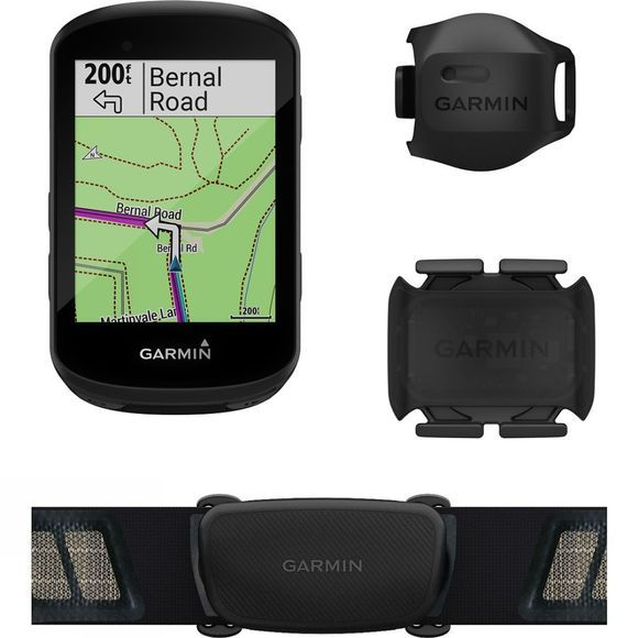 Garmin Edge 530 GPS Performance Bundle Black