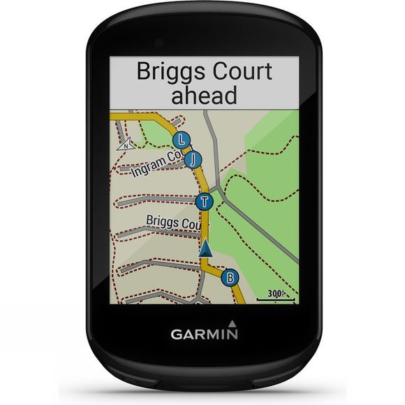 Garmin Edge 830 GPS Performance Bundle + £50 Money Back Black