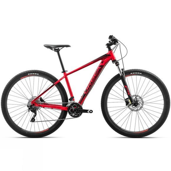 Orbea MX 30 27.5 2018 RED-BLK