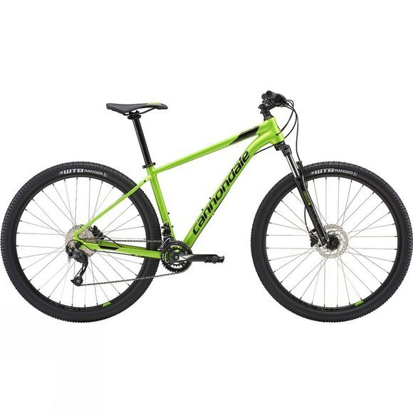 Cannondale Trail 7 2019 Acid Green