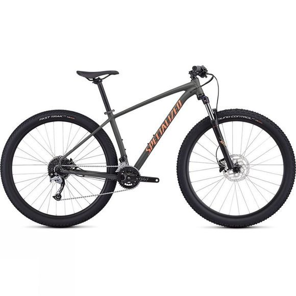 Specialized Womens RockHopper Comp 29 2019 Satin Oak/Acid Lava/Clean