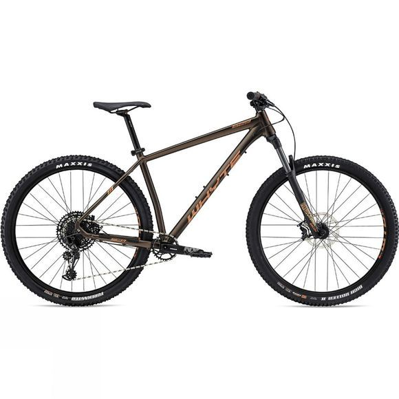 Whyte 629 2019 Matt Bronze with Copper/Orange