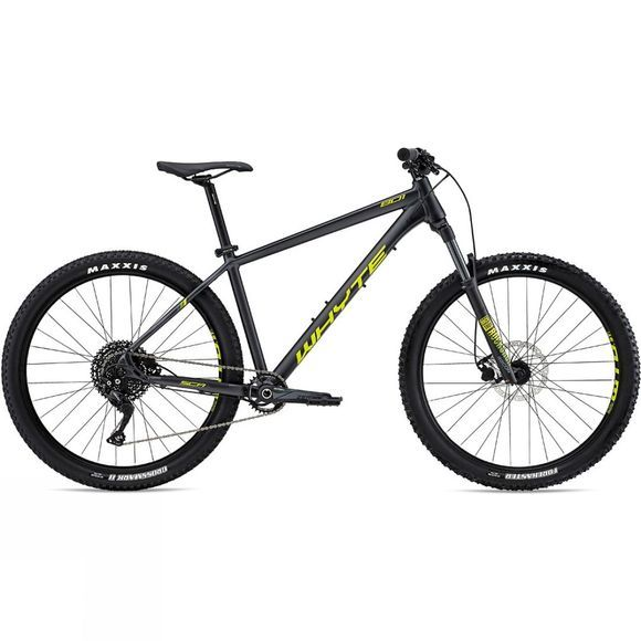 Whyte 801 2019 Matt Granite with Lime/Olive/Grey