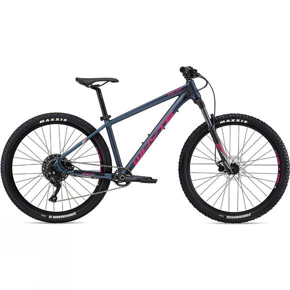 Whyte Womens 802 2019 Matt Midnight with Magenta/Sky/Grey