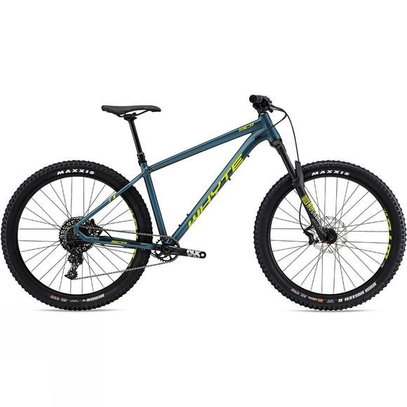 Whyte 901 2019 Matt Petrol with Lime/Mist