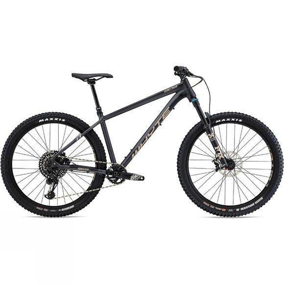 Whyte 909 2019 Matt Granite with Grey/Silver