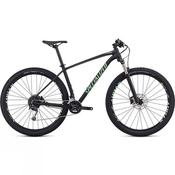 Specialized RockHopper Expert 29 2019 Gloss Black/Acid Kiwi/Charcoal