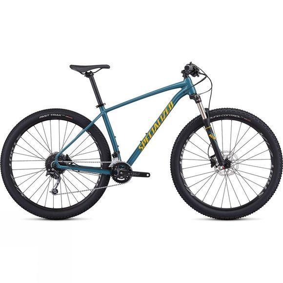 Specialized RockHopper Expert 29 2019 Gloss Dusty Turquoise/Burnt Yellow/Heritage