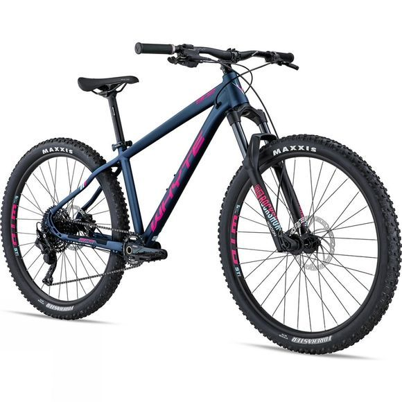 Whyte Womens 802 V2 2020 Matt Midnight Magenta/Sky
