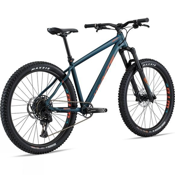 Whyte 901 V2 2020 Matt Petrol Orange/Reef