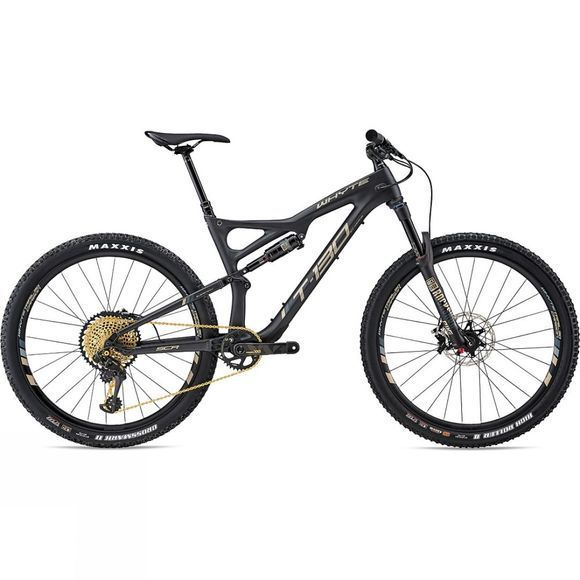 Whyte T-130C WORKS 2019 Matt Granite with Silver/Grey
