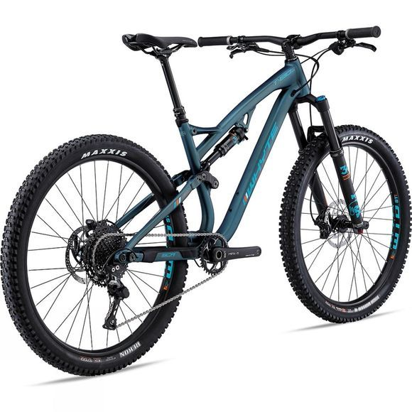 Whyte T-130 SR 2019 Matt Petrol with Reef/Orange/Sky