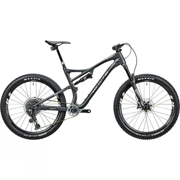 Whyte T-130C Works AXS Edition Matt Granite with Silver/Grey