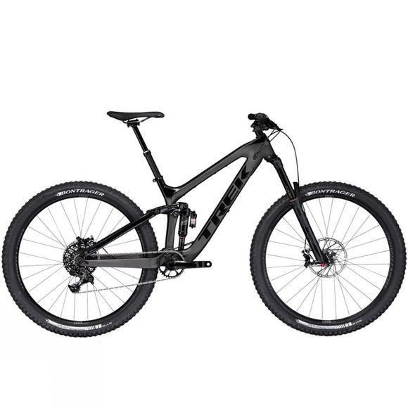 Trek Slash 9.8 29 2017 Black