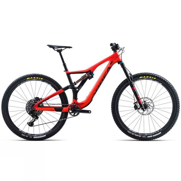 Orbea Rallon M10 2018 RED-BLK