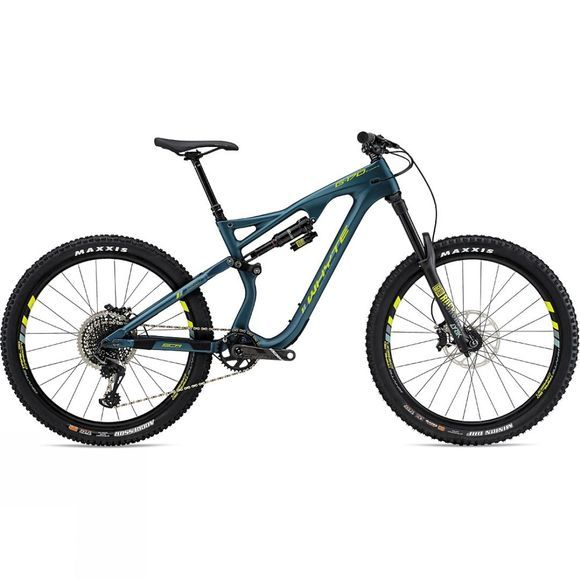 Whyte G-170C WORKS 2019 Matt Petrol with Lime/Mist/Grey