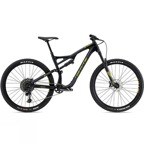 Whyte S-150C RS 2019 Matt Granite with Lime/Olive/Grey