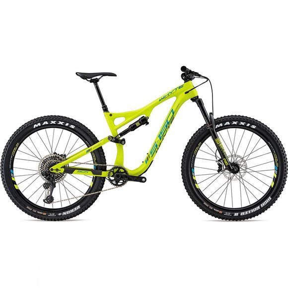 Whyte Ex-Demo/ Ex-Display S-150 C Works 2018 Bright Green/Lt Blue