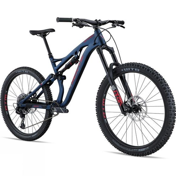 Whyte G-170 S V2 2020 Matt Midnight Red/Grey
