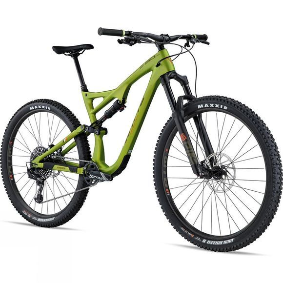 Whyte S-150C RS V2 2020 Matt Olive Khaki/Burnt Orange