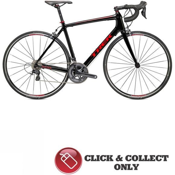 Trek Emonda S 6 2016 Black          /Red