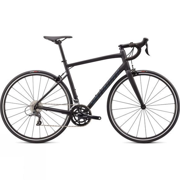 Specialized Unisex Allez 2020 Satin Black/Cast Battleship Clean