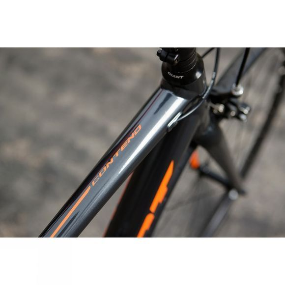 Giant Contend 1 2020 Gunmetal Black
