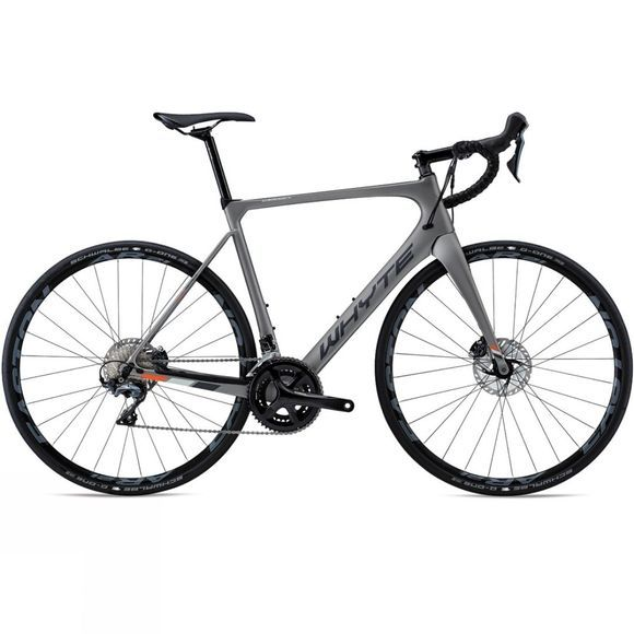 Whyte Wessex 2020 Matt Zinc/Grey