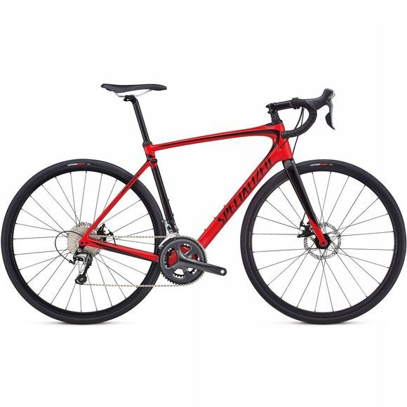 Specialized Roubaix 2018 Flo Red/Tarmac Black