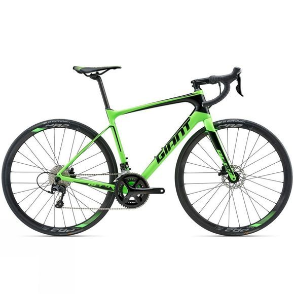 Giant Defy Advanced 2 2018 Neon Green