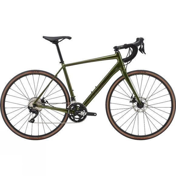 Cannondale Synapse Disc SE 105 2019 Vulcan Green